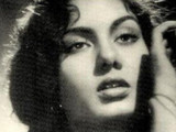 प्रसिद्ध अभिनेत्री निम्मी यांचे संग्रहित छायाचित्र