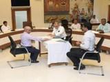 ओडिशामध्ये रुग्णालय बांधण्यासाठी बैठक पार पडली