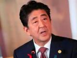 जपानचे पंतप्रधान शिंजो आबे