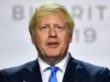 ब्रिटनचे पंतप्रधान बोरिस जॉन्सन