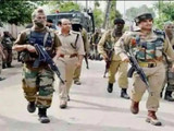 जम्मू काश्मीरमध्ये मागील चोविस तासांतील हा दुसरा हल्ला आहे. (संग्रहित छायाचित्र)